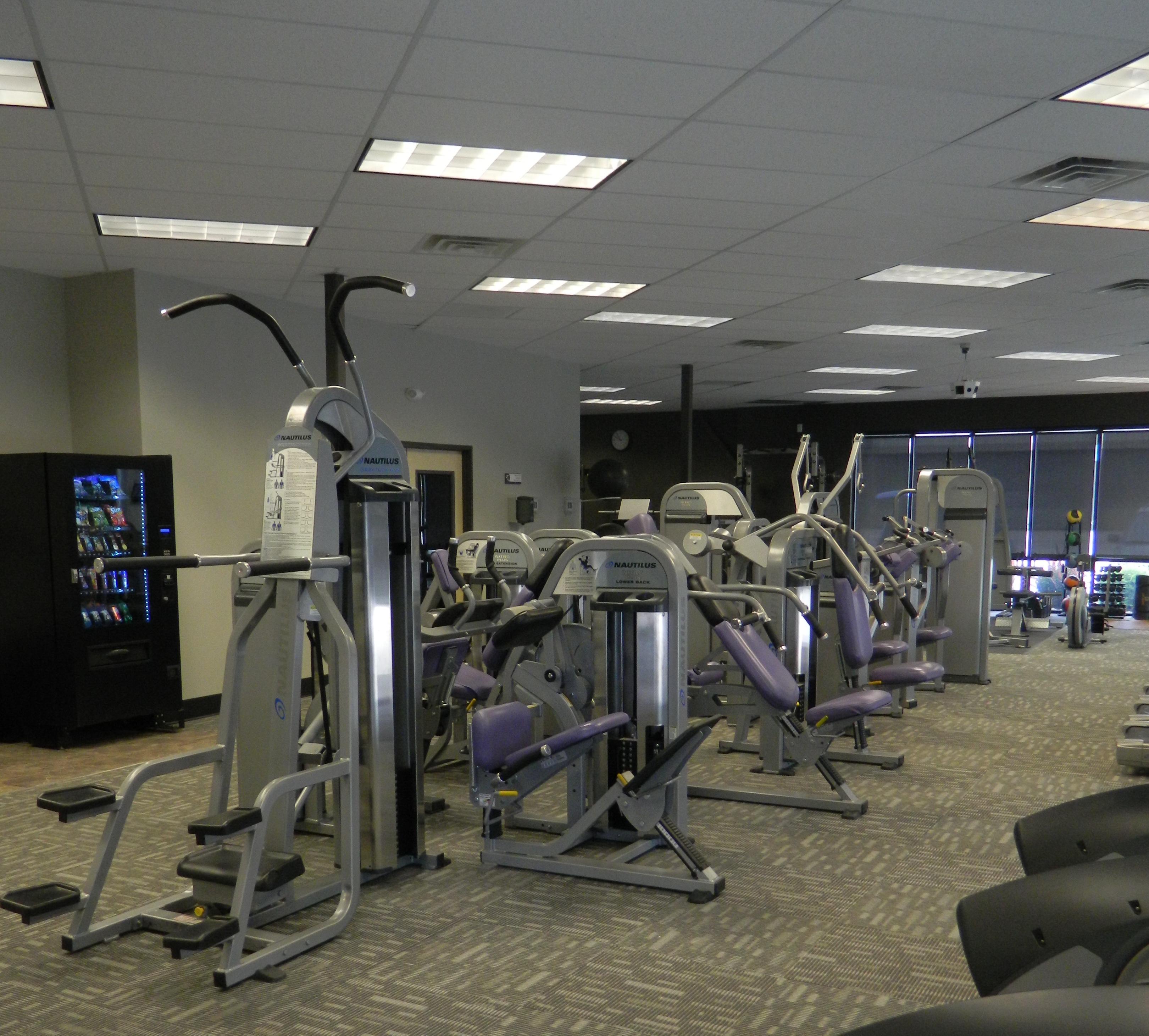 Gym Remodled
